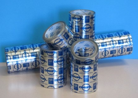 Anti Splashing tape 75mm x 10mtr