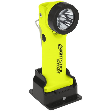High powered LED/ ATEX rechargeable safety handlamp
