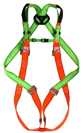 Rescue Harness with webbing