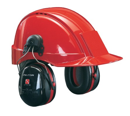 Ear cup Peltor III North helm