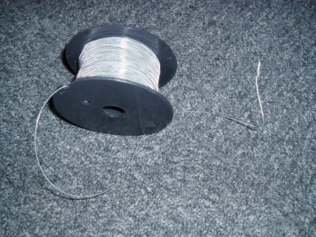 Sealing wire for extinguisher 400mtr