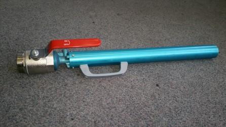 Foam branche pipe 400ltr