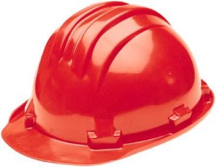 Chemical resistant helmet