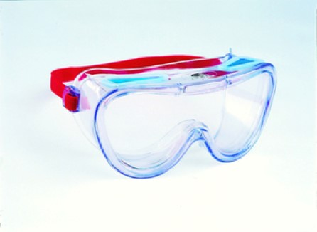 Chemical resistant goggle HD Splash