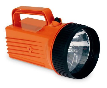 Explosion proof search light