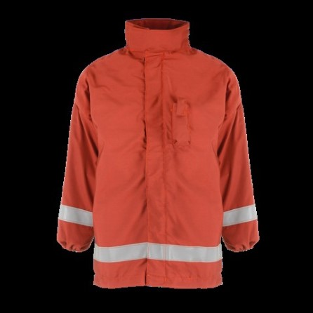 FB Firemans jacket MED approved nomex type