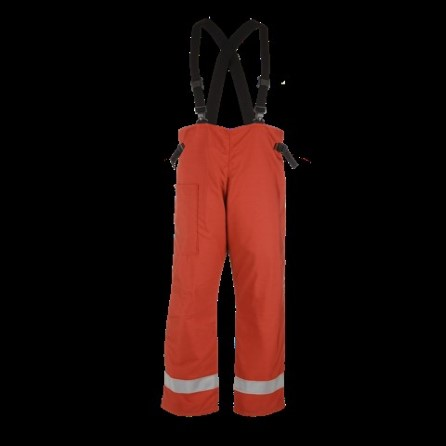 FB Firemans trousers MED approved nomex type
