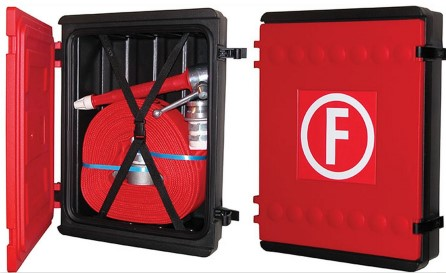 Firehose Box PE Heavy Duty