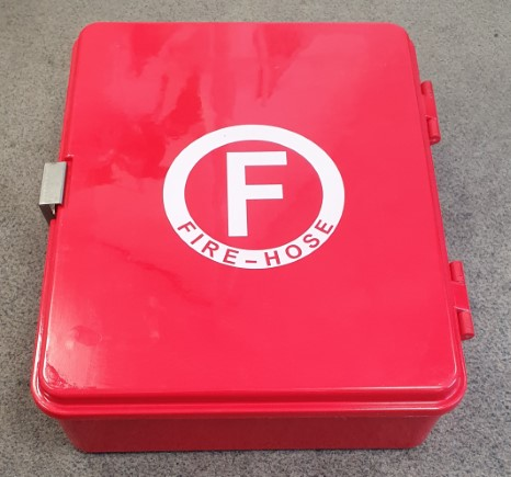 Firehose locker GRP