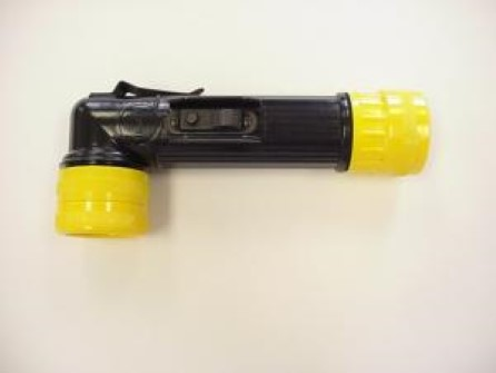 Flashlight / 2220 angled explosion proof