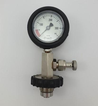 Sabre Testmanometer 200/300bar