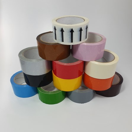 Pipe identification tape's 50mm x 30 meter