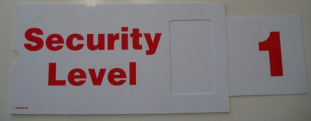 Security Level nr....