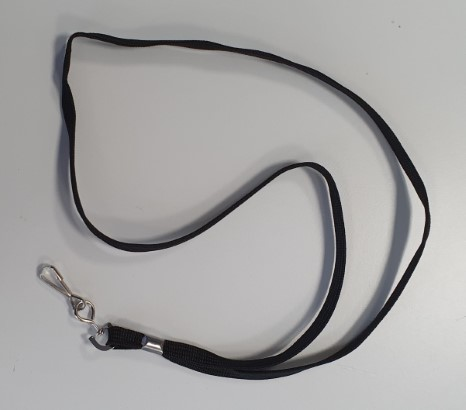 Cord for ID badges