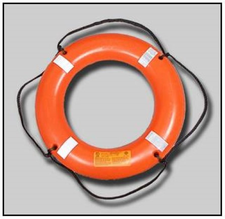 Lifebuoy 4 kg USCG approved