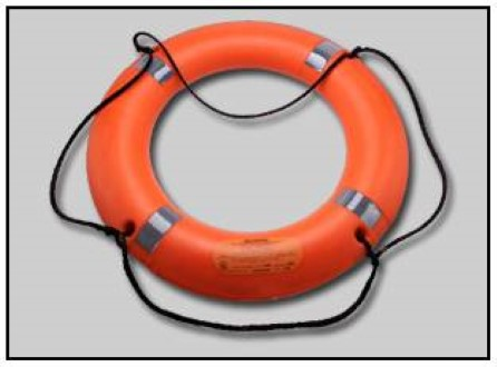 Lifebuoy 2.5 kg USCG approved
