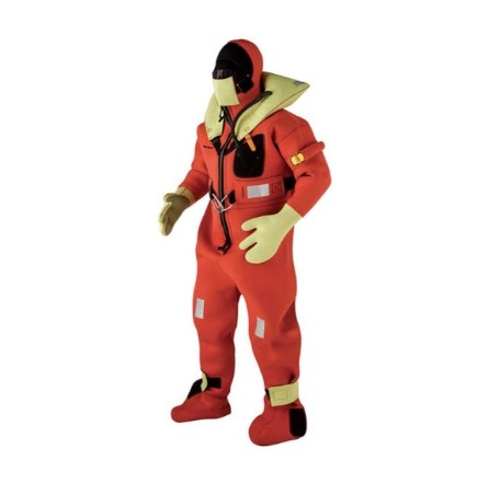 Immersion suit USCG approved