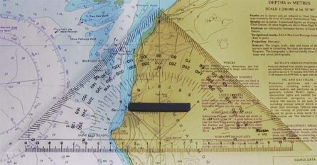 Navigational Triangle 280mm