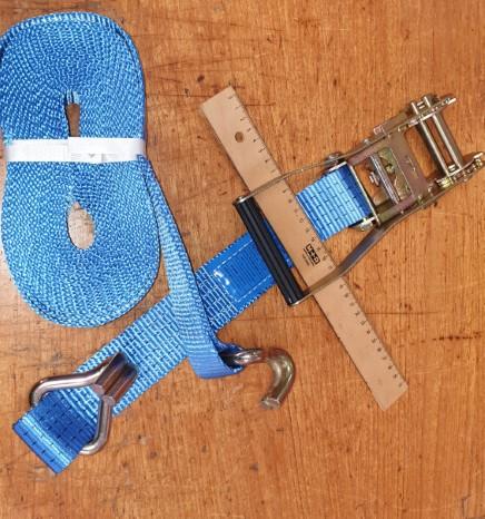 Belt type car clasper 8.0M/5cm