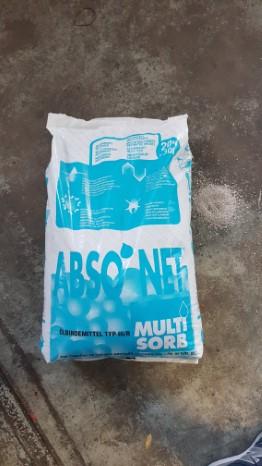Oil absorbent pellet 20 kg