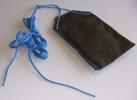 Oilbag for lifeboat