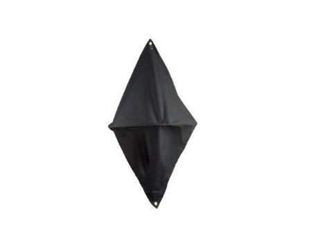 Daysignal - Diamond shape - Black