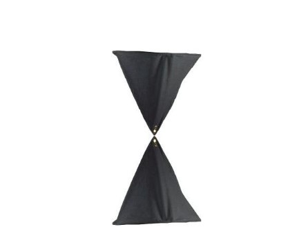 Daysignal - Double conical shape - Black