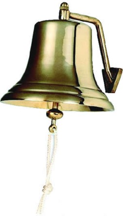 Anchorbell c/w bracket 30cm