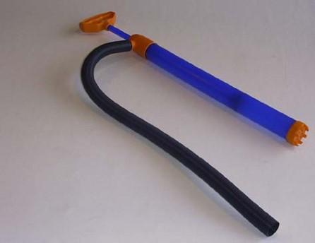Handpump for lifeboat