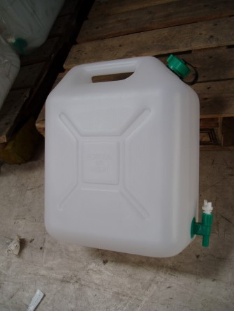 Watercan 20 ltr. for lifeboat