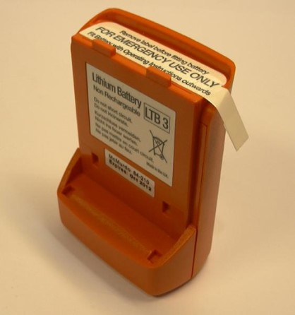 LTB3 battery for Axis 50