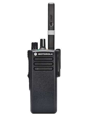 Motorola walky talky DP4400 UHF TIA4950 (FM IS) incl charger