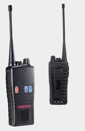 Entel HT982 UHF ATEX IIC approved entry complete