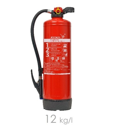 Extinguisher Powder 12 kg MED cartridge operated