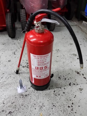 Extinguisher Deep fat fryer 6ltr constant pressure