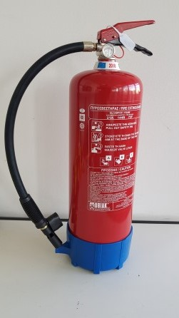 Extinguisher Deep fat fryer 6ltr constant press MED Approved