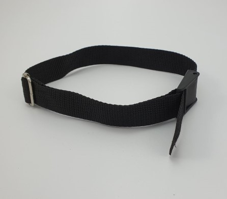 Securing strap complete with buckle