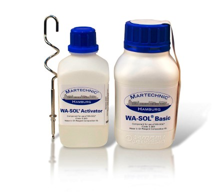 Martechnic S300 WA-SOL water in oil reagent composition kit