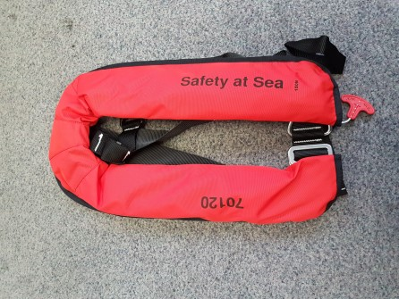 Lifejacket automatic inflatable