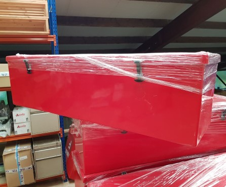 Foam applicator box 1650x450x450