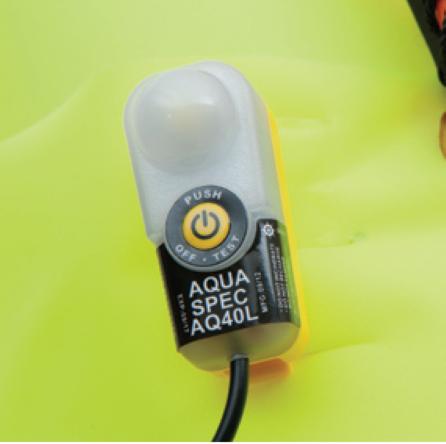 Light AquaSpec AQ40L for lifejacket