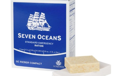 Seven Oceans survival ration